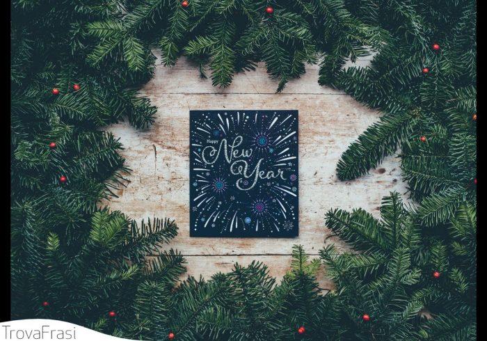 Le frasi di auguri per l'anno nuovo: buon anno!