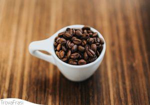 frasi sul caffé