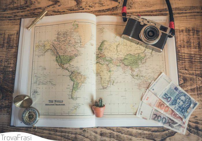 Frasi sul viaggiare