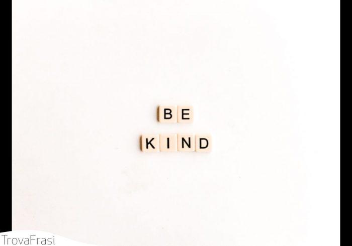 frasi sulla gentilezza