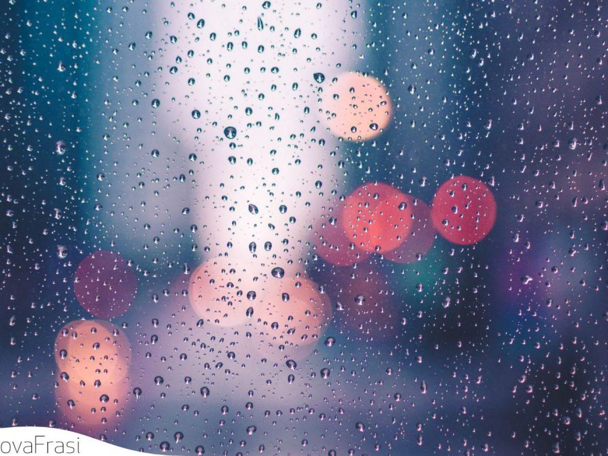 Frasi Sulla Pioggia La Metafora Della Speranza Trovafrasi