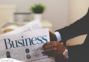 frasi sugli affari