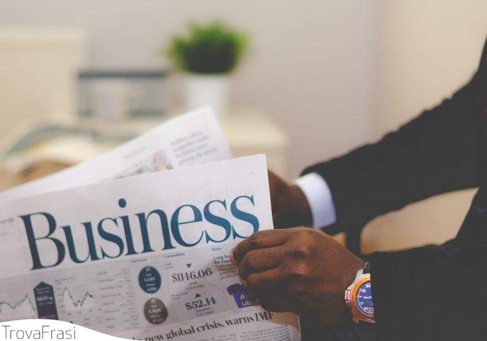 frasi sul business