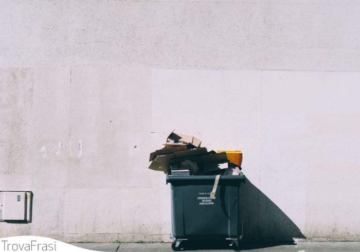 frasi sugli sprechi