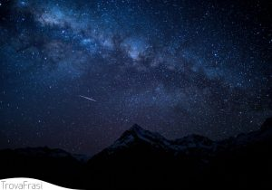 frasi sul cielo stellato