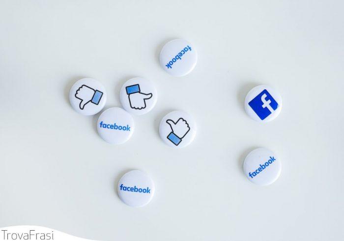 per facebook