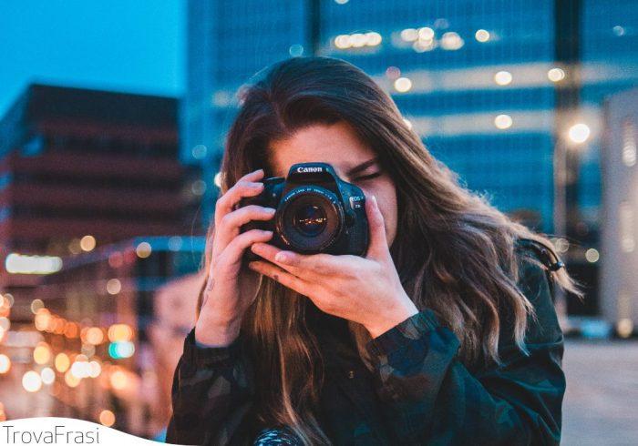 sulla fotografia
